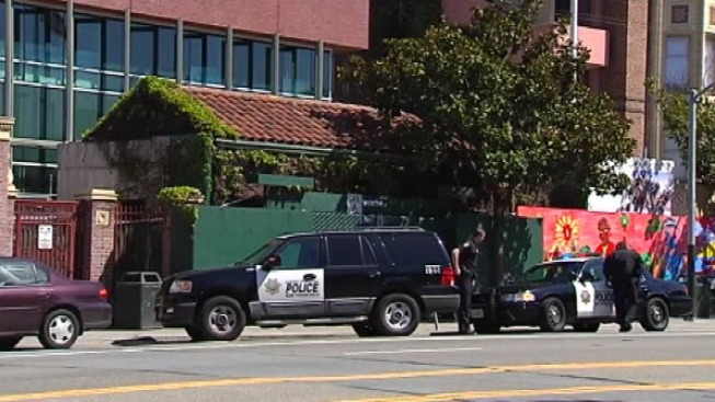 3 Detained in Gun Scare Near San Francisco General Hosptial