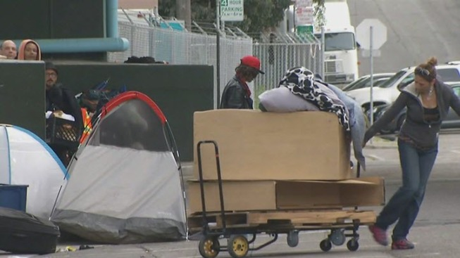 San Francisco's Homeless Moving to Other Parts of City: Study