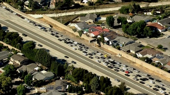 Northbound Interstate 680 in Milpitas Shut Down for Hours Due to Police Activity