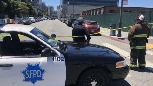 Bomb Threat Prompts Lockdown at SFPD Headquarters