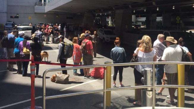 Authorities evacuate Manchester airport Terminal III