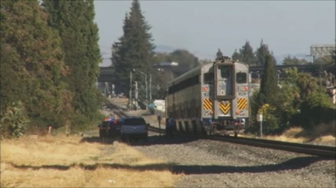 Person Fatally Struck By Train in San Leandro