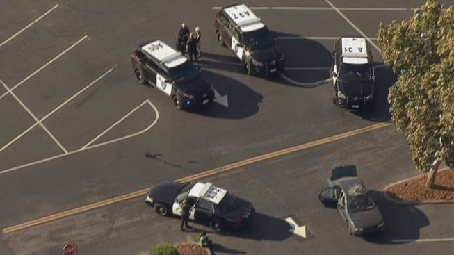 Woman Shot Outside Antioch Shopping Center: Police