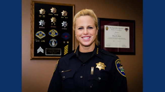 Hayward Police Chief Announces Her Retirement