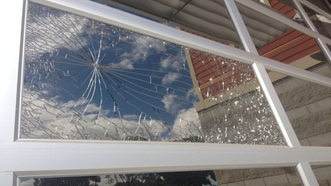 Windows at San Jose Fire Station Damaged in BB Gun Vandalism