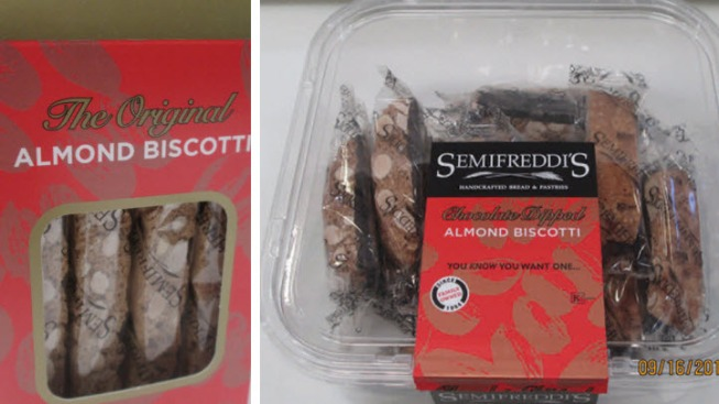 Bay Area Biscotti Recalled For Labeling Issue