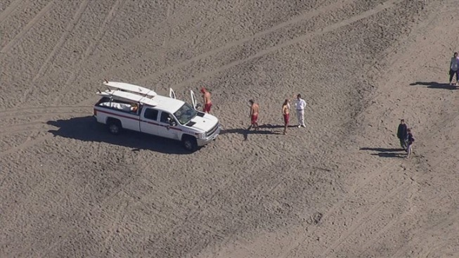 Teens Caught in Ocean Beach Surf Rescued