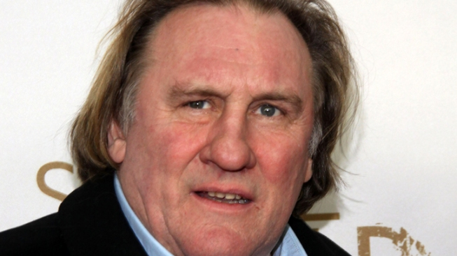 Depardieu Fined $5,300, Has License Suspended