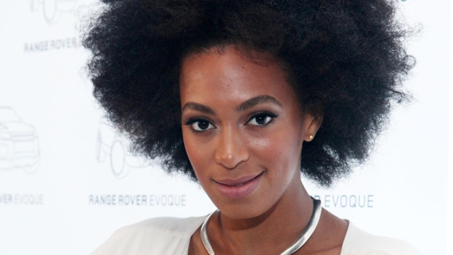 Solange Knowles Rips Police After Inflatable Banana Incident