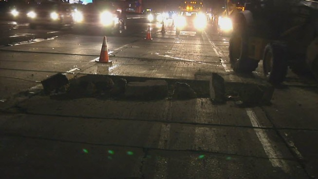 CHP Issues Sig-Alert for Interstate 880 in Oakland for Repairs