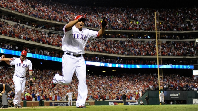 Texas Rangers Best Detroit Tigers, Return to Series