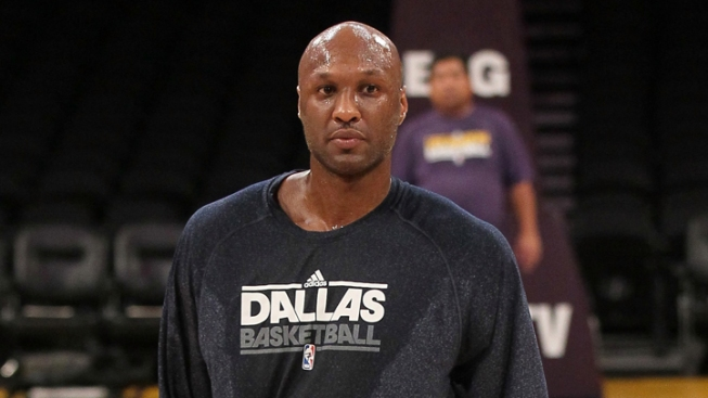 Lamar Odom Arrested on Suspicion of DUI on Southern California Freeway