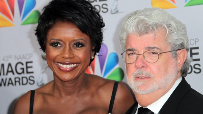 George Lucas Marries at Skywalker Ranch
