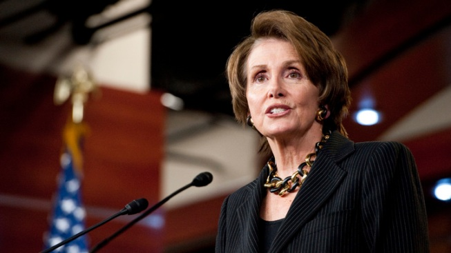 Pelosi Questions Obama Marijuana Policy