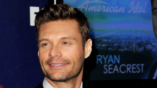 "Ryan Seacrest Staying With ""American Idol"" For 2 More Years"