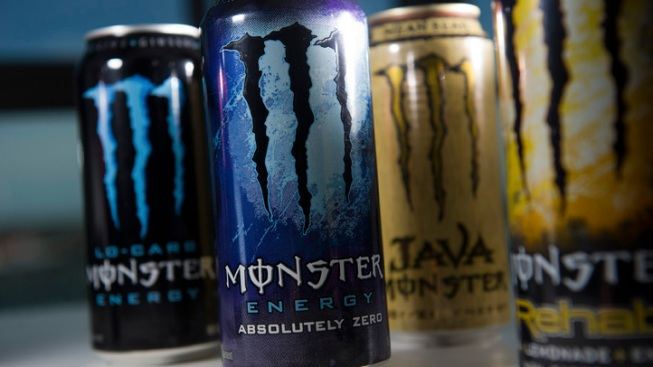 FDA: 5 Reported Deaths with Monster Drink Link