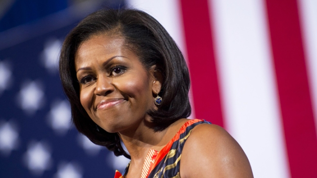"Michelle Obama to Newtown: ""Holding You in Our Hearts"""