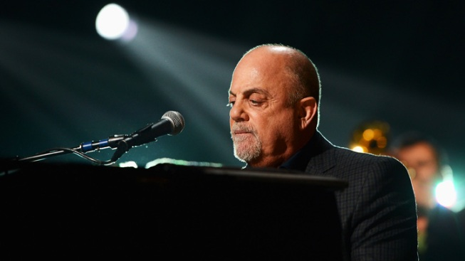 Billy Joel Surprises New York High School