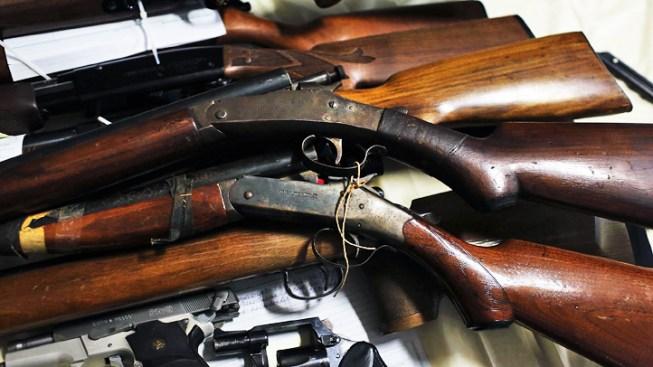 Oakland Holds Gun Buyback