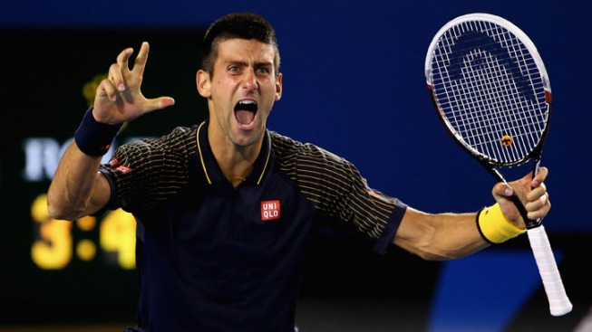 Djokovic Beats Murray for 3rd Straight Aust. Title