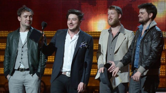 Mumford & Sons, Fun., Black Keys, Frank Ocean Big Grammy Winners