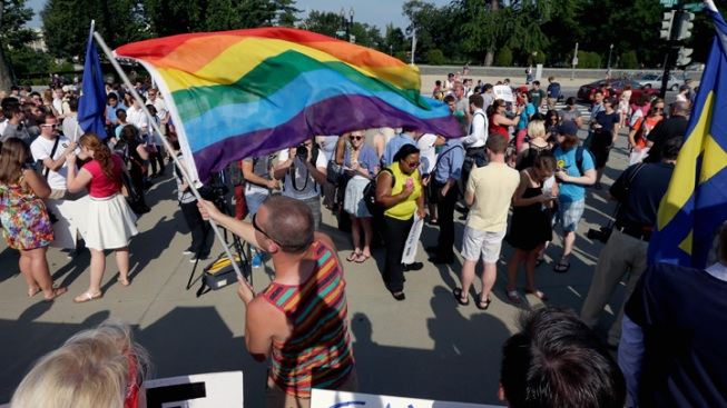 Civil Rights Includes Gays 50 Years After March