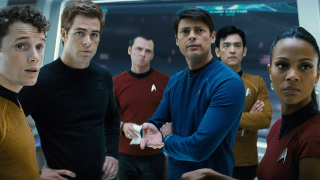Star Trek Films at Lawrence Livermore