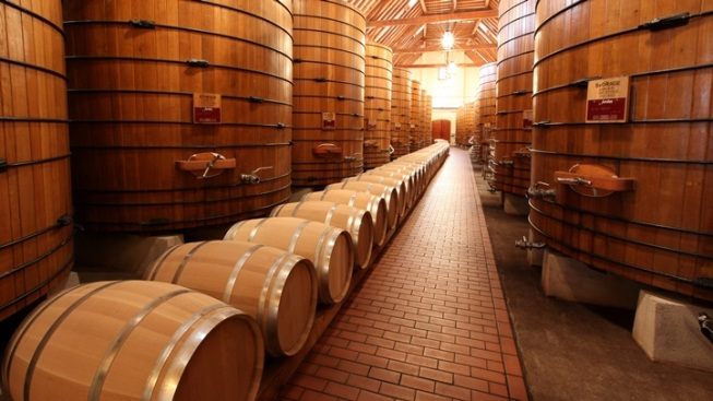 Barrel-Tasting Sublime: Sonoma's Wine Road Celebrates