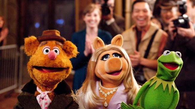Laughing at Political Muppets