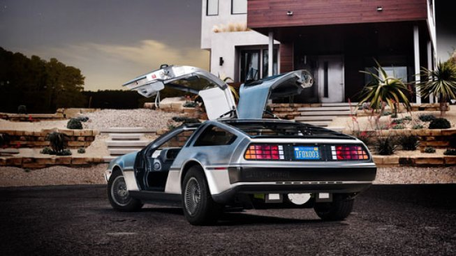 DeLorean Returns From the Future as an Electric Car