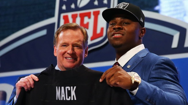 WATCH LIVE: Raiders Introductory Press Conference With Khalil Mack
