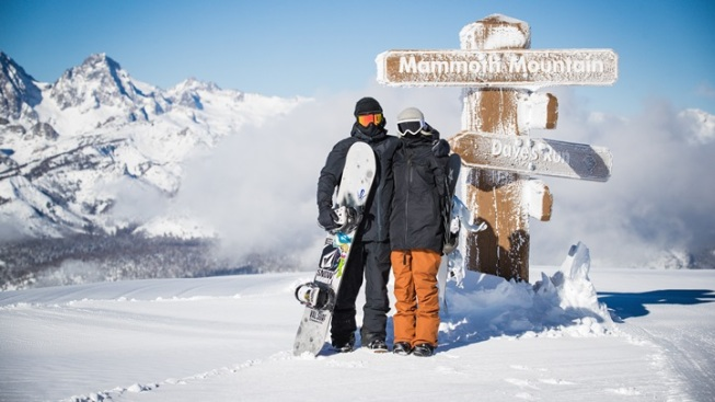 Ski Resorts: Big Snowy Action