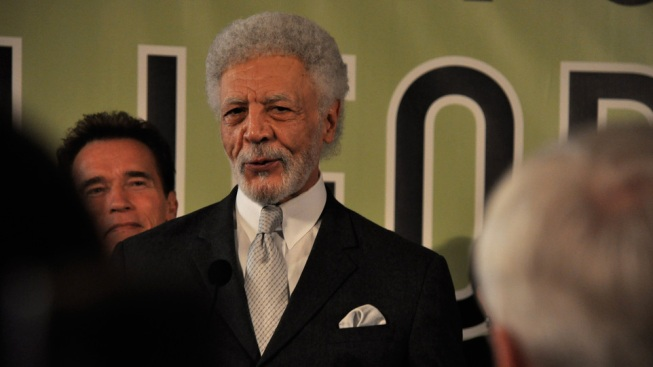 Ron Dellums's Image Takes Another Shot