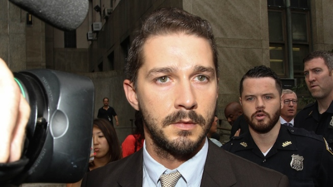 Shia LaBeouf's Cinematic Stroke