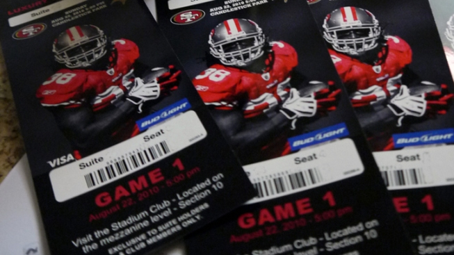 49ers Playoff Tickets Sell Out in Minutes