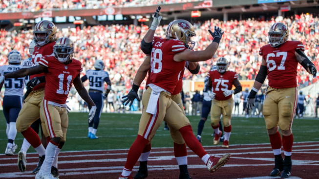 Refocused: San Francisco 49ers 25, Tennessee Titans 23