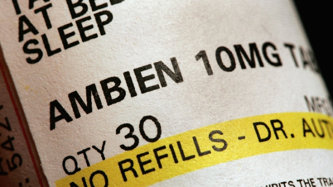 "Pill-Popping Lawbreakers Employ ""Ambien Defense"""