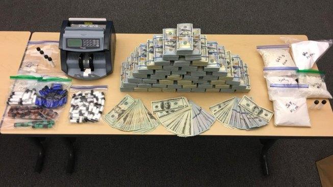 Pittsburg Ca News >> Walnut Creek Pd Finds 1 1 Million In Pittsburg Drug Bust