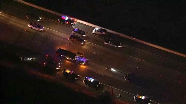 All Lanes of SB I-680 in Dublin Reopen After Crash