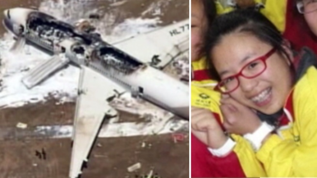 San Francisco Police Complete Probe of 16-Year-Old Asiana Crash Victim