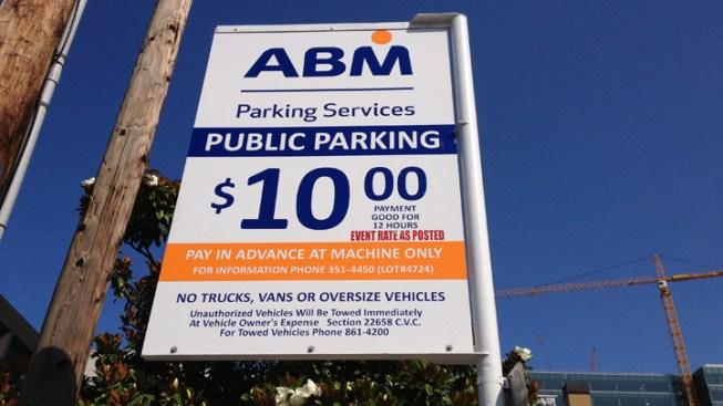 SF Parking Garages Hike Prices During BART Strike