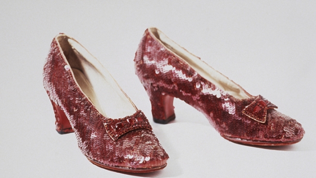 Smithsonian to Lend Dorothy's Ruby Slippers to UK