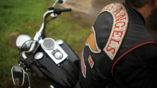 Suspect Apprehended in Hells Angels Murder