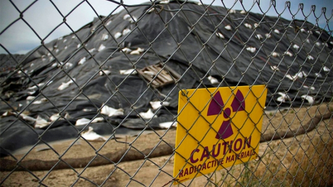 Air Force Hopes to Stick Sacramento with Radioactive Waste Dump