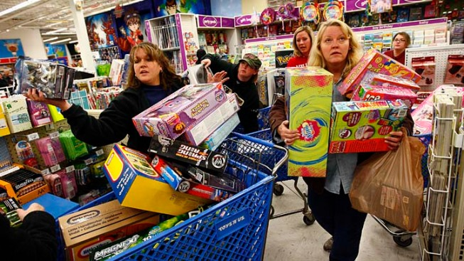 Despite Hype, Black Friday Can't Predict Holiday Shopping Patterns