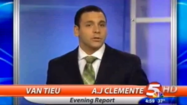 Rookie Anchor Fired After On-Air Profanity