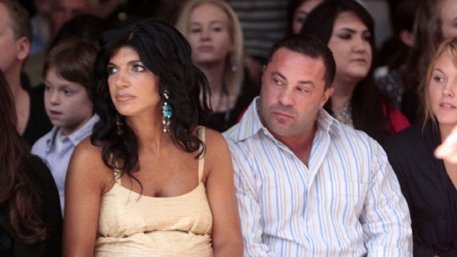 """Real Housewives of New Jersey"" Stars Charged with Fraud"
