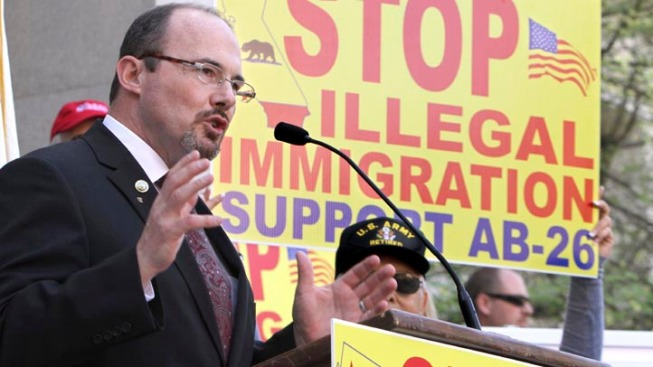 Assemblyman Tim Donnelly, Gun-Rights Advocate, Challenges Jerry Brown for Governor of California