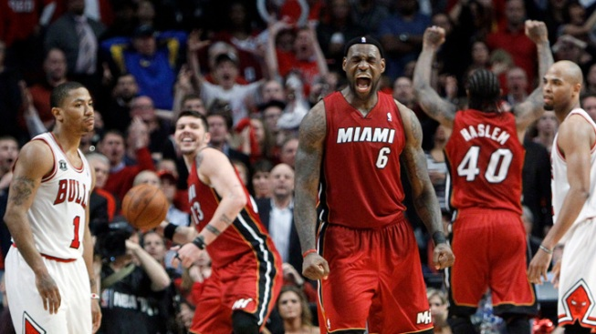 Heat Head To NBA Finals After Stunning Game 5 Comeback