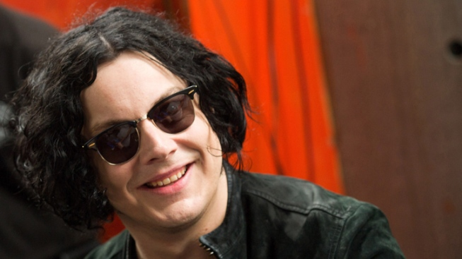 "Jack White To Compose ""Lone Ranger"" Score"